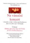 Vánoční koncert 2013