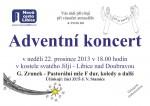adventní koncert 2013