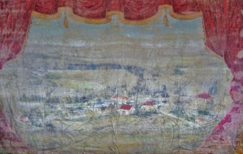 opona z roku 1907